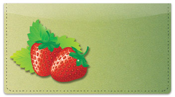 Berrylicious Checkbook Cover