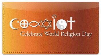 World Religion Checkbook Cover