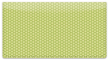 Honeycomb Checkbook Cover