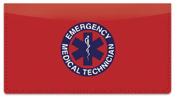 EMT Checkbook Cover