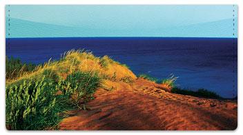 Sand Dune Checkbook Cover