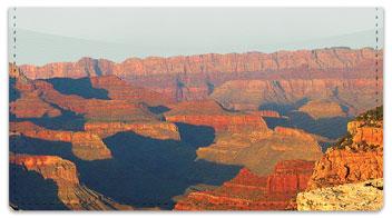 Arizona Canyon Checkbook Cover