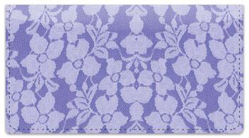 Lace Checkbook Cover