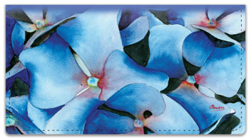 Floral Series 2 Checkbook Cover
