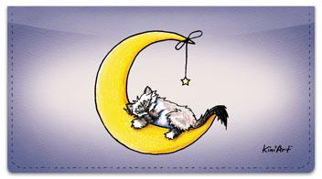 Cat Series 1 Checkbook Cover