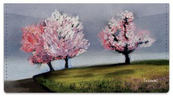 Beekman Seasons Checkbook Cover