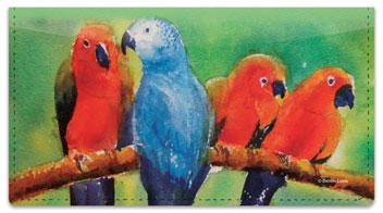 Animal Set Checkbook Covers