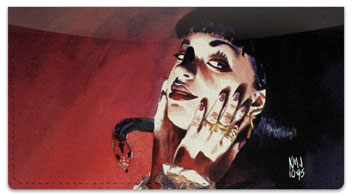 Vampires 2 Checkbook Covers