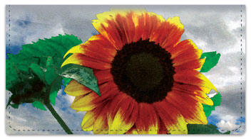 Bulone Bloom Checkbook Covers