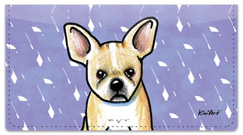 Bulldog Series Checkbook Cover