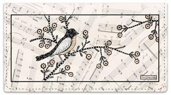 Eldridge Bird Checkbook Covers