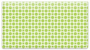 Modern Dot Checkbook Cover