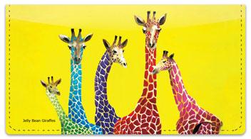 Nilles Safari Checkbook Cover