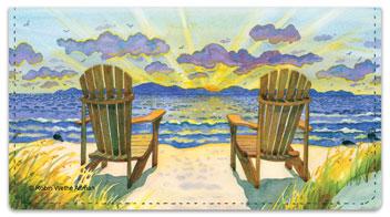 Altman Adirondacks Checkbook Cover