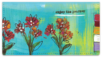 Daily Joy Checkbook Covers