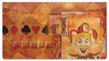 Knold Cards Checkbook Cover