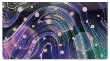 Bacca Abstract Checkbook Covers
