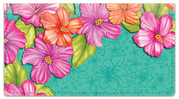 Surfer Girl Checkbook Covers
