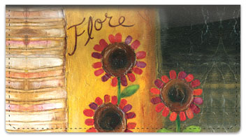 Womack Bloom Checkbook Covers