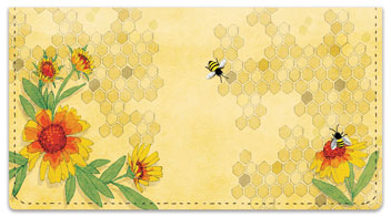 Nature Inspired Checkbook Covers