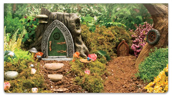 Woodland Fairy Checkbook Covers