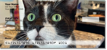 Pet Cat Personal Checks