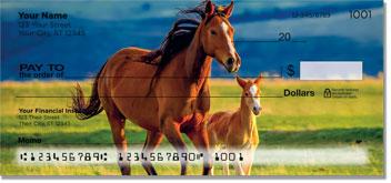Horse Personal Checks