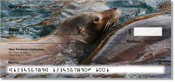 Sea Lion Personal Checks