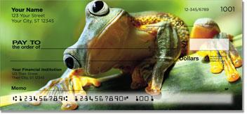 Frog Personal Checks
