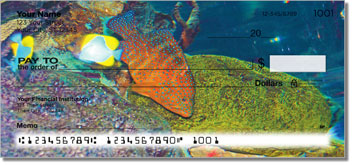 Blue Dot Grouper Personal Checks