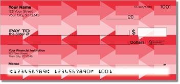 Red Arrow Checks