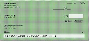 Green Dot Personal Checks