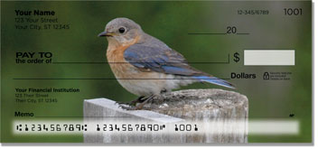 Bluebird Personal Checks