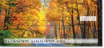 Fall Drive Personal Checks