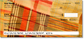 Cozy Quilt Personal Checks