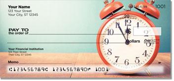 Classic Clock Personal Checks
