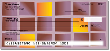 Colorful Tile Checks