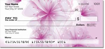 Pretty Petals Personal Checks