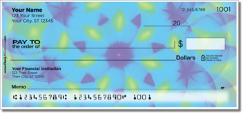 Kaleidoscope Personal Checks
