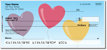 Heart Balloon Checks