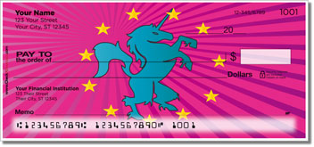 Unicorn Personal Checks
