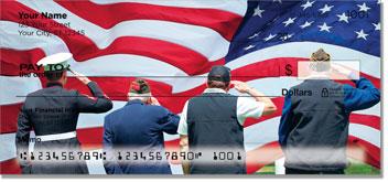Colors of Honor Checks