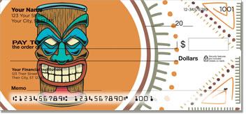 Tribal Mask Checks