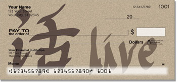 Chinese Character Checks