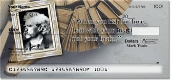 Mark Twain Personal Checks