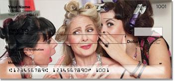 Beauty Shop Personal Checks