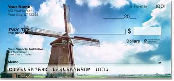 Dutch Windmill Checks