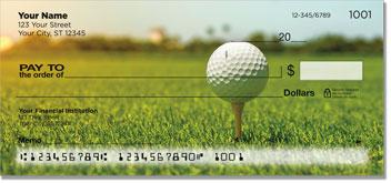 Gone Golfing Checks