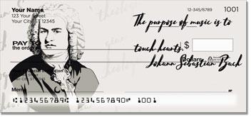 Classic Composer Personal Checks