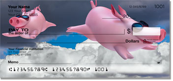 Flying Pig Personal Checks
